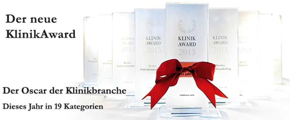 Ansicht Klinik Award 2013