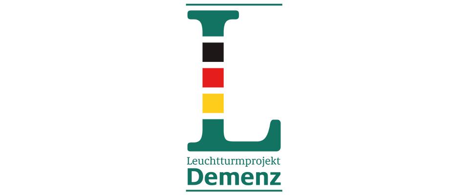 Logo Leuchtturmprojekt Demenz Kurzversion