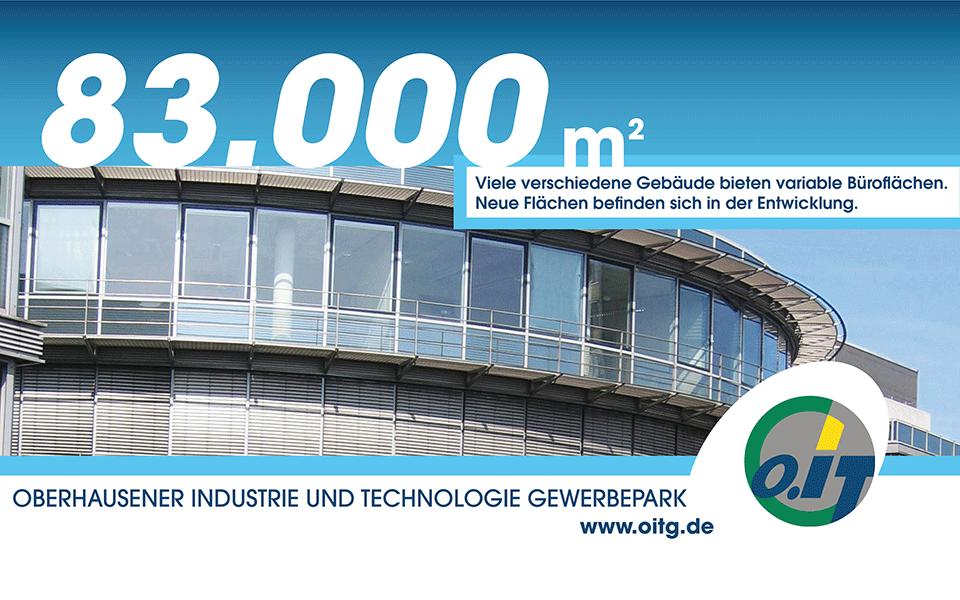 Ansicht Screen Anzeige Werkstadt Oberhausen / OITG 02