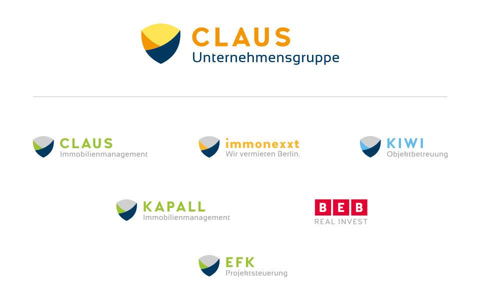 CLAUS_UG_Logofamilie