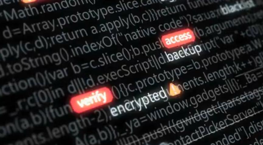Programmiercode mit Warnhinweisen